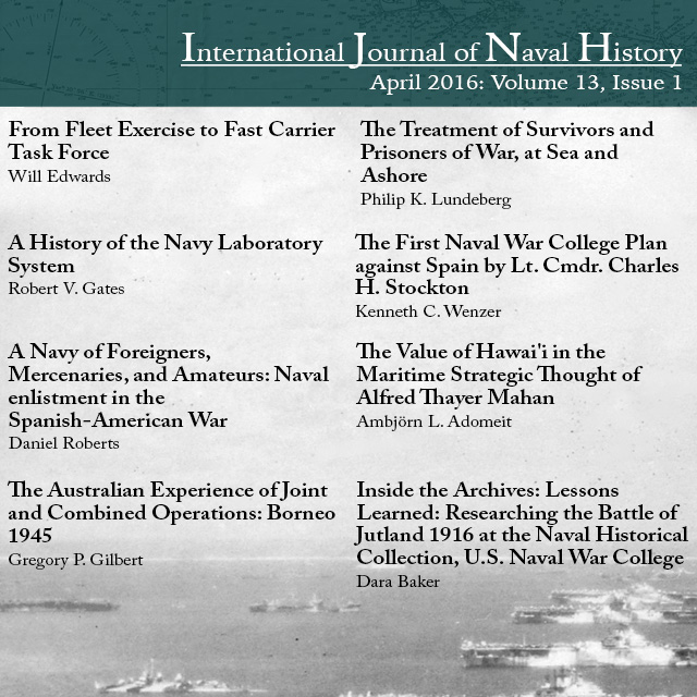 Spring 2016 Front Cover