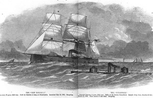 USS New Ironsides NH 61431