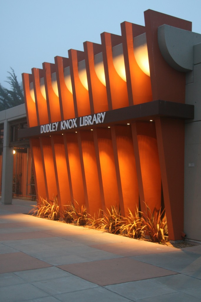 The Knox Library. Photo courtesy John Sanders.