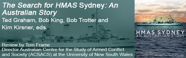 Book Review hmas sydney