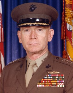 General Paul X. Kelley (USMC History Division)