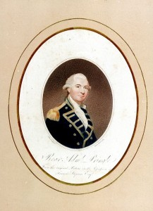 Rear Admiral Thomas Pringle (Gilbert Stuart, The National Maritime Museum)