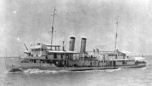 USS Panay (Photo Courtesy Wikimedia Commons)