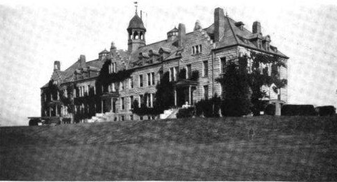 The Naval War College (NHHC Photo)