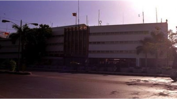 American Consulate in Karachi, Pakistan (1979)